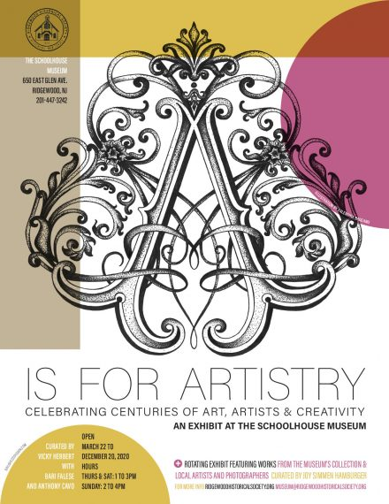 A is for Artistry
